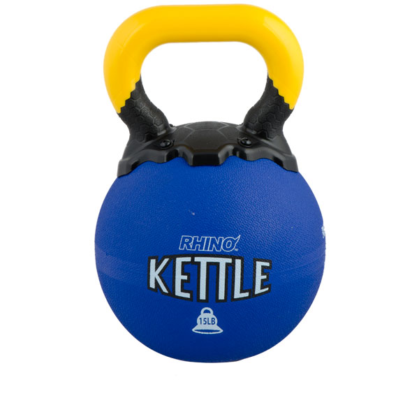 Champion Rhino 15 Lb Kettle Fitness Bell