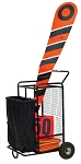 Champion Football Equipment Cart