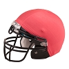 Champion Football Helmet Cover Red