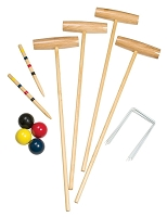Champion Classic Croquet Set