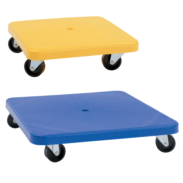 Champion 16 Inch Plastic Gym Scooter Board Set Pgs16