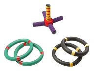Champion Foam Ring Toss Set