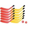 Champion Scooter Board Hockey Set