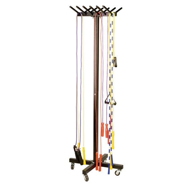 Champion Portable Jump Rope Metal Rack