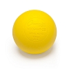 Champion Nocsae Lacrosse Ball Yellow