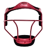Champion Youth Softball Fielders Red Face Mask