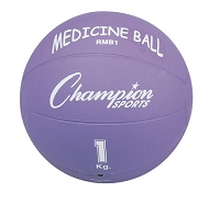Champion Rubber Purple Ball