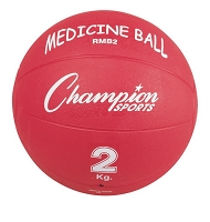 Champion Rubber Red Ball
