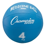 Champion Rubber Blue Ball