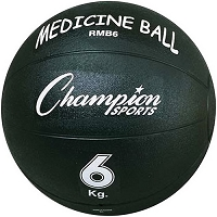 Champion Rubber Black Ball