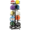 Champion Deluxe Medicine Ball Rack