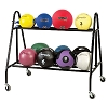 Champion Medicine Ball Storage Cart Rack