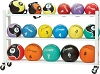 Champion Deluxe Medicine Ball Cart Rack