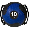 Champion Rhino 10 Lb Ultra Grip Medicine Ball