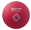 Champion 16 Inch Playground Ball Red