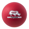 Champion 6.3 Inch Rhino Skin Foam Ball Medium Bounce Red