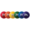 Champion 6 Inch Rhino Skin Low Bounce Softi Ball Set