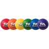 Champion 7 Inch Rhino Skin Super High Bounce Allround Ball Set