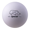 Champion 8.5 Inch Rhino Skin Medium Bounce Special Foam Ball White