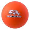 Champion 8.5 Inch Rhino Skin Special Dodgeball Neon Orange