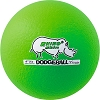 Champion 6 Inch Rhino Skin Low Bounce Dodgeball Neon Green