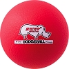 Champion 6 Inch Rhino Skin Low Bounce Dodgeball Neon Red