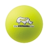 Champion 6 Inch Rhino Skin Low Bounce Dodgeball Neon Yellow