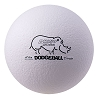 Champion 6 Inch Rhino Skin Low Bounce Dodgeball White