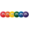 Champion 8 Inch Rhino Skin Low Bounce Dodgeball Set