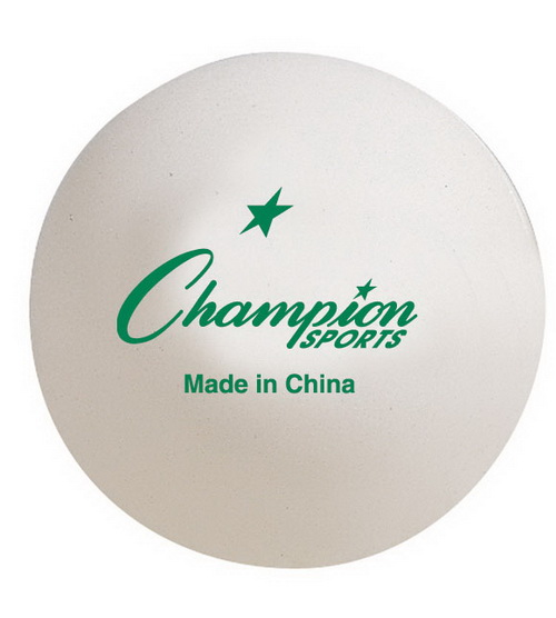 Champion sports tournament 40mm table tennis ball 1star for 1 star table tennis balls