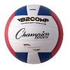 Champion Vb Pro Comp Series Red/Blue & White Volleyball