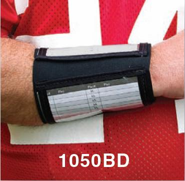 Quarterback Play Wristband