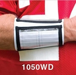 Fisher Quarterback Play Wristband