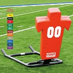Fisher JV SackBak Tackle Sleds w/ Man Pads