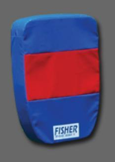 Fisher Bull Sled 5 Zone Pad