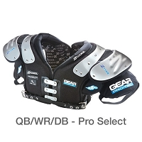 Gear Protec Z Cool Pro Select Pad QB/DB/WR