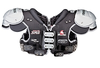 Rawlings Adult SRG Spartan Shoulder Pads - Size 5XL