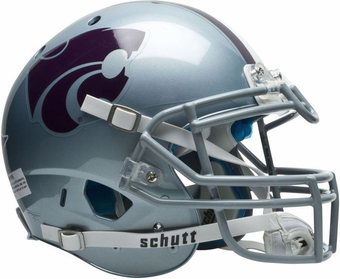Schutt Kansas State Wildcats XP Authentic