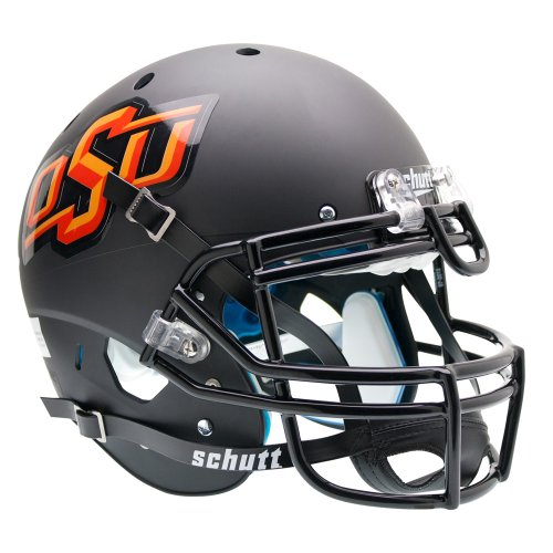 Schutt Oklahoma State Cowboys XP Authentic Alt 3