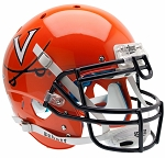 Schutt Virginia Cavaliers XP Authentic Alt 1