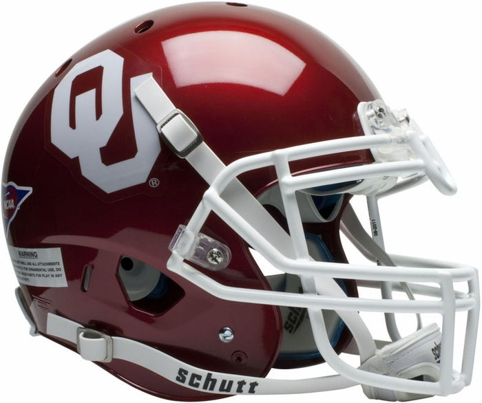 Schutt Oklahoma Sooners XP Authentic