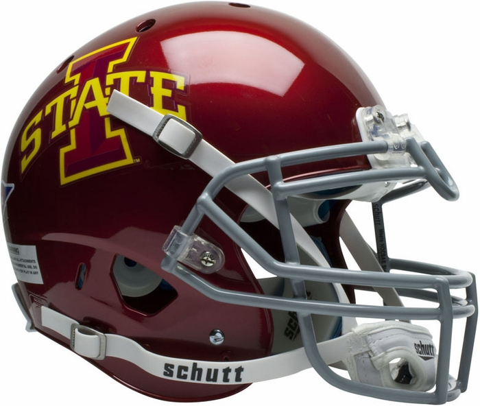 Schutt Iowa State Cyclones XP Authentic