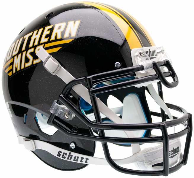 Schutt Southern Mississippi Golden Eagles XP Authentic