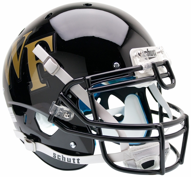 Schutt Wake Forest Demon Deacons XP Authentic