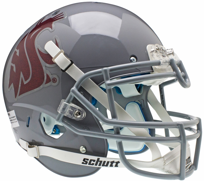 Schutt Washington State Cougars XP Authentic
