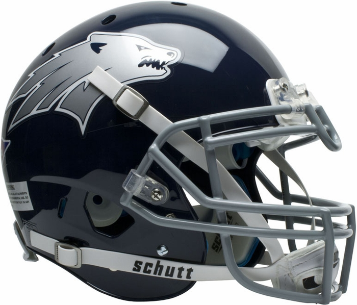 Schutt Nevada Wolf Pack XP Authentic