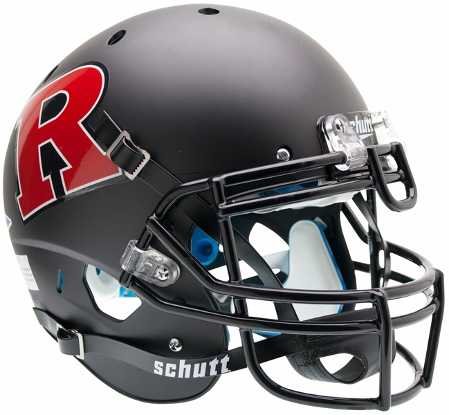 Schutt Rutgers Scarlet Knights XP Authentic Alt 2