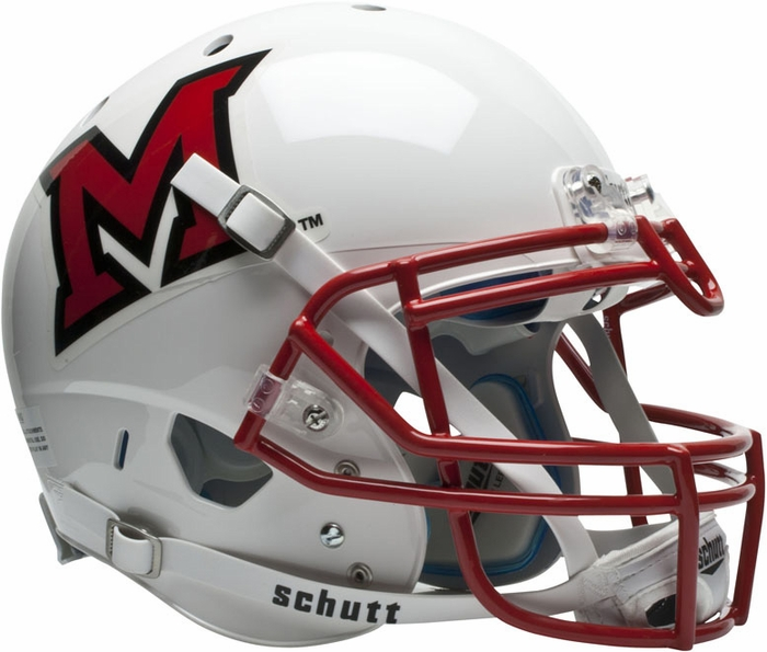 Schutt Miami Ohio RedHawks XP Authentic