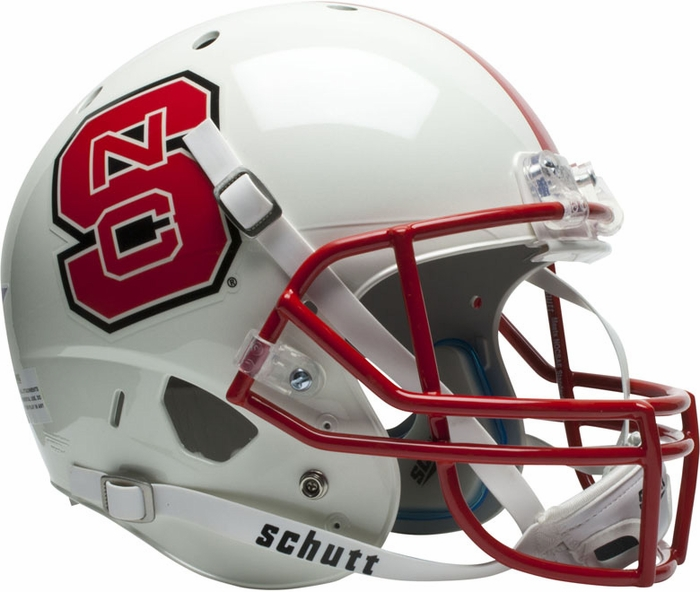 Schutt North Carolina State Wolfpack Replica