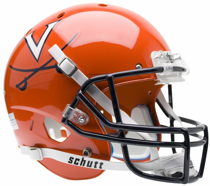 Schutt Virginia Cavaliers Replica Alt 1